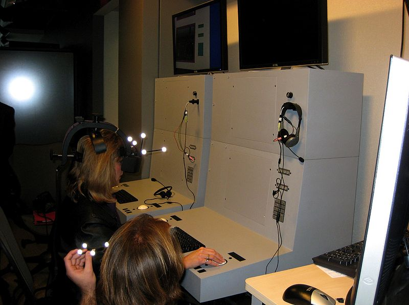 File:UCSD Calit2 GRAVITY AR Training console 2.jpg